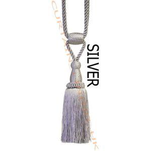 Rideaux gris perle achat vente rideaux gris perle pas cher cdiscount - Embrasses pour rideaux ...