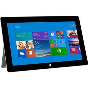 """TABLETTE TACTILE Microsoft Surface 2 32GB Tablette Tactile 10.6 """" N"""