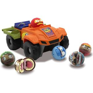FIGURINE - PERSONNAGE MODELCO Gobsmax Monster Truck