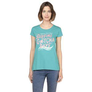 T-SHIRT GOTCHA T-Shirt Tascha Femme