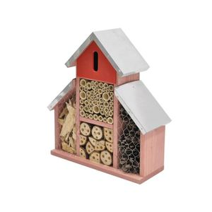 Hotel a insectes achat vente hotel a insectes pas cher for Soldes hotel