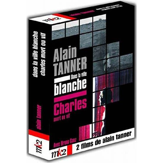 Mort Ou Vif: DVD Coffret Alain Tanner : Charles Mort Ou Vif ... En Dvd