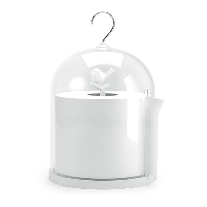 Balvi support rouleau de papier toilettes - Distributeur papier wc design ...