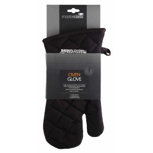 master class gant de cuisine noir achat vente gants de cuisine cdiscount. Black Bedroom Furniture Sets. Home Design Ideas