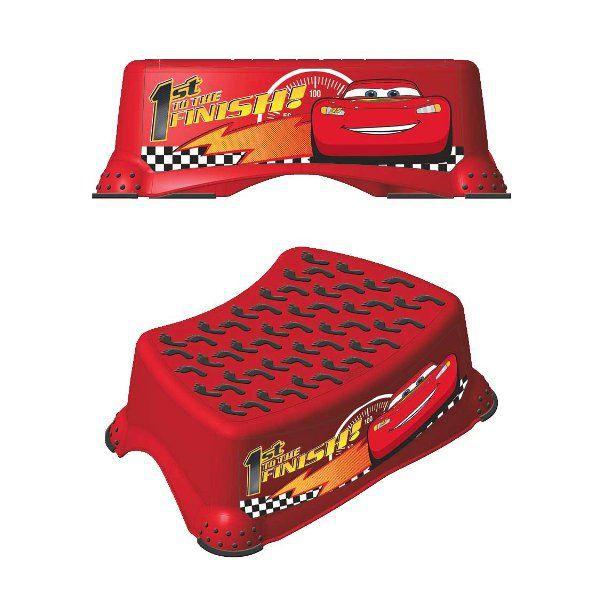 plastorex marche pieds disney cars rouge achat vente marchepied enfant 3110148428004 cdiscount. Black Bedroom Furniture Sets. Home Design Ideas