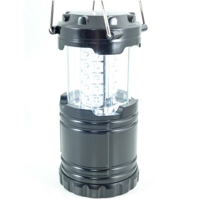 led lampe de camping tente lampe pour p che 3 x aa piles rechargeable 30 leds prix pas. Black Bedroom Furniture Sets. Home Design Ideas