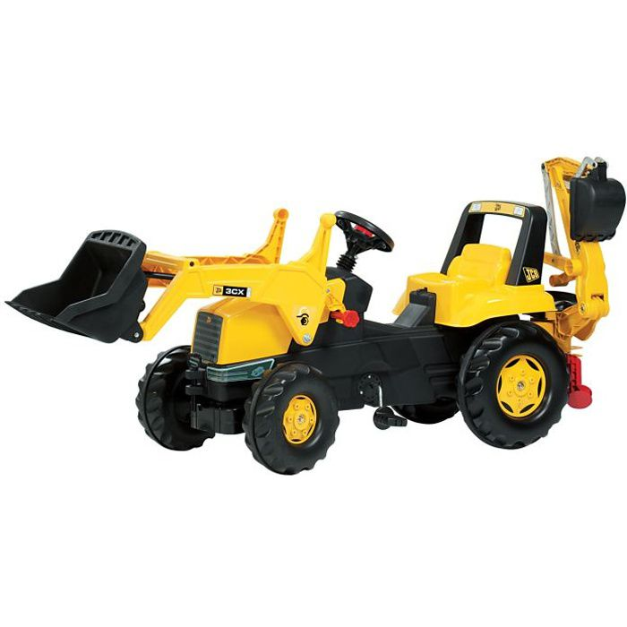 tractopelle p dales jcb s rie rolly junior ta achat vente tracteur chantier cdiscount. Black Bedroom Furniture Sets. Home Design Ideas