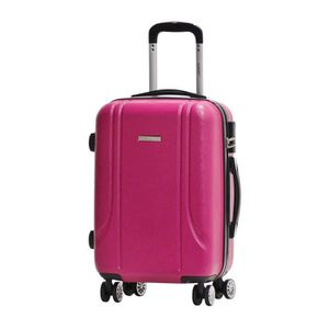 """VALISE - BAGAGE Valise Taille Cabine 55cm - Alistair """"Smart"""" - Abs"""