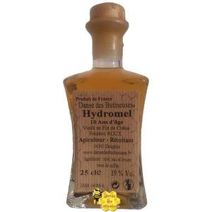 LIQUEUR Hydromel Alc 19 % - 25 cl / Produit de France