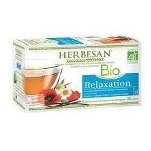 INFUSION Infusion Relaxation Bio - 20 sachets