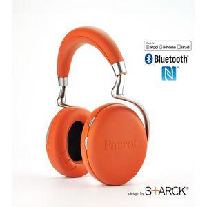 CASQUE - ÉCOUTEUR AUDIO Parrot Zik 2.0 by Starck Orange