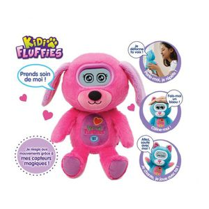 ANIMAL VIRTUEL VTECH kidifluffies pinky (chien)