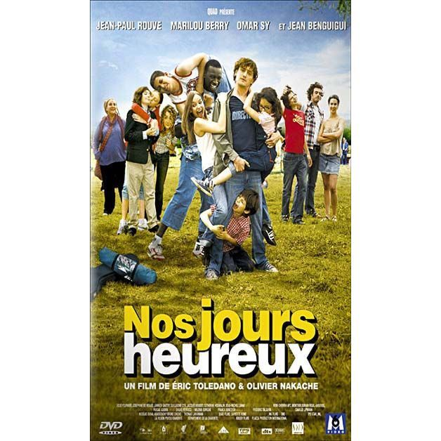 DVD FILM DVD Nos jours heureux