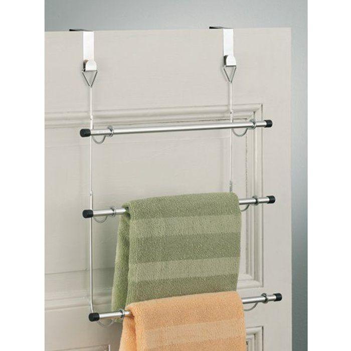 etag 232 re pour serviettes de porte achat vente porte serviette m 233 tal cdiscount
