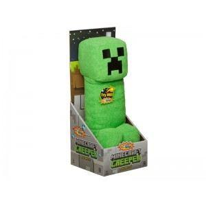PELUCHE Peluche - Minecraft Sonore Creeper 36cm