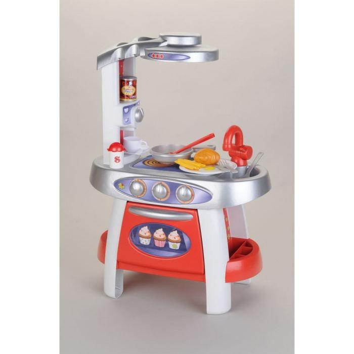 Cuisine enfant junior 2 avec accessoires achat vente for Soldes accessoires cuisine
