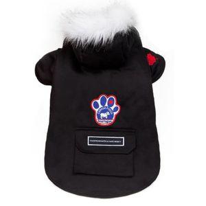 CANADA POOCH Veste Wilderness T18 - Noir - Pour chien 11-15kg