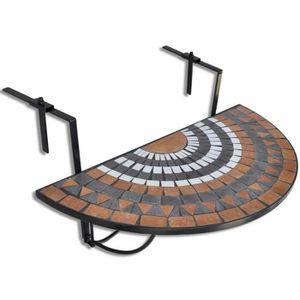 table de jardin en mosaique achat vente table de. Black Bedroom Furniture Sets. Home Design Ideas