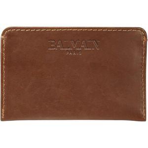PORTE CARTE Balmain - Porte-cartes en cuir