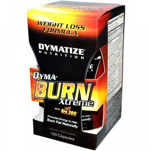 PRODUIT DE SÈCHE Dymatize Dyma Burn Xtreme 120 capsules