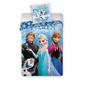 housse de couette la reine des neiges achat vente housse de couette la reine des neiges pas. Black Bedroom Furniture Sets. Home Design Ideas