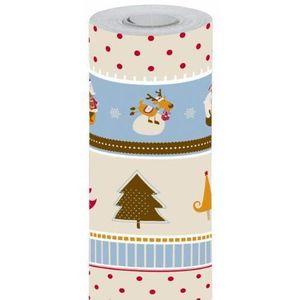 PAPIER CADEAU Maildor 211300C Rouleau de Papier Cadeau 50 x 0,70