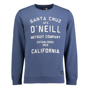 PULL Pull Oneill Type Crew Carbon Bleu