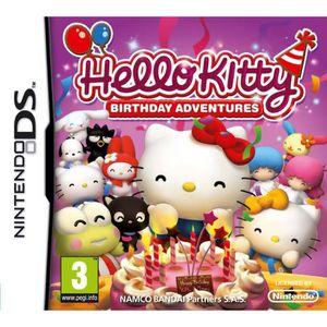 JEU DS - DSI Hello Kitty Birthday Adventures (Nintendo DS) [UK