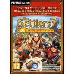 JEUX À TÉLÉCHARGER The Settlers 7 Deluxe Gold Edition