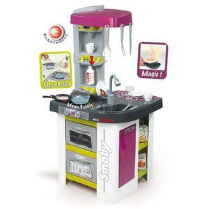cuisine enfant smoby achat vente jeux et jouets pas chers. Black Bedroom Furniture Sets. Home Design Ideas
