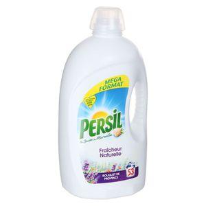 LESSIVE PERSIL Lessive Fraîcheur Naturelle 53 lavages 4l