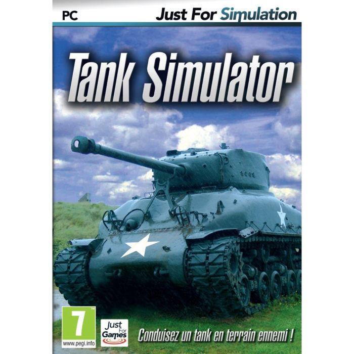 tank simulator jeu pc achat vente jeu pc tank simulator jeu pc cdiscount. Black Bedroom Furniture Sets. Home Design Ideas