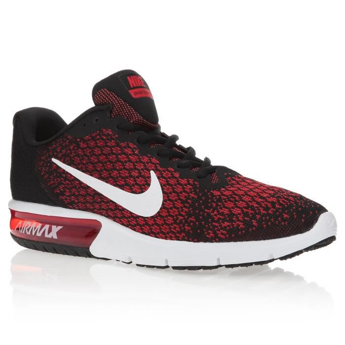low priced 226cd 8c22e nike chaussures de running air max sequent 2 homme