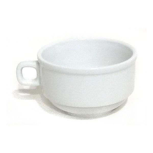 tasse d jeuner empilable porcelaine blanche paisse sp ciale lave vaisselle et restauration. Black Bedroom Furniture Sets. Home Design Ideas