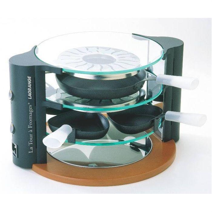 lagrange 149006 achat vente appareil raclette cdiscount. Black Bedroom Furniture Sets. Home Design Ideas