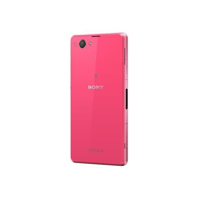 XPERIA Z1 COMPACT  PINK  TOUT OPERATEUR LOGICIEL ORIGINAL - Sony Z1    Xperia Z1 Compact Pink