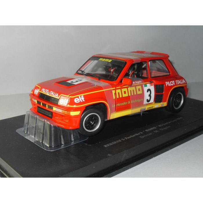 renault 5 turbo momo universal hobbies 1 18e achat. Black Bedroom Furniture Sets. Home Design Ideas