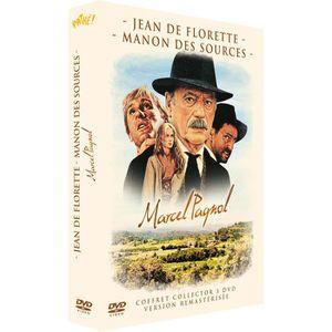 DVD Coffret Marcel Pagnol : Jean de Florette ; ...