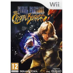JEUX WII FINAL FANTASY CRYSTAL CHRONICLES : The crystal Bea