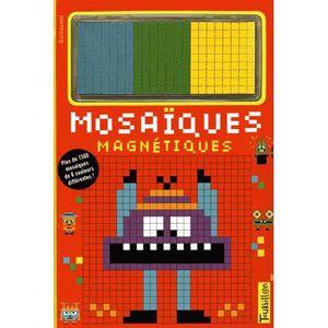 LIVRE LOISIRS CRÉATIFS Mosaïques magnétiques