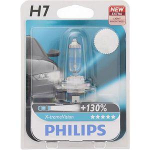 PHILIPS Ampoule de phare X-treme Vision H7