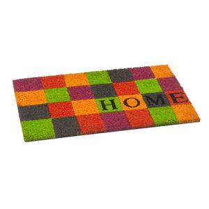 paillasson coco exterieur achat vente paillasson coco exterieur pas cher cdiscount. Black Bedroom Furniture Sets. Home Design Ideas