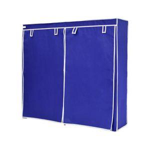Armoire en tissu achat vente armoire en tissu pas cher for Housse pour armoire tissu