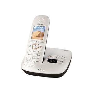 telephone gigaset avec repondeur achat vente telephone gigaset avec repondeur pas cher. Black Bedroom Furniture Sets. Home Design Ideas