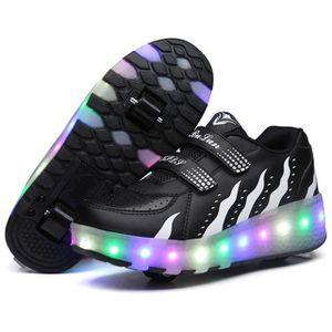 basket tomatocart garons lumire led chaussures roller s