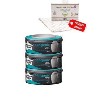 Recharge poubelle couche achat vente recharge poubelle - Recharges pour poubelle a couches sangenic ...