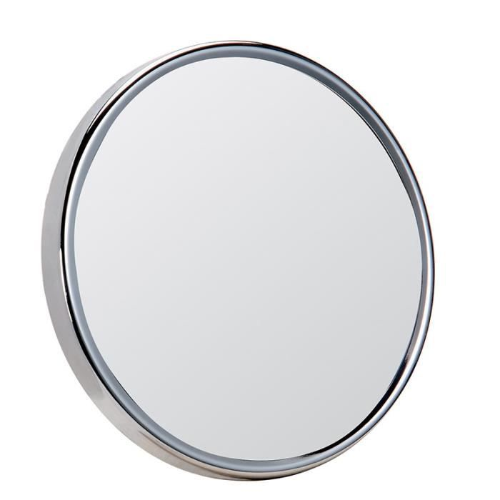 Miroir ventouse gerson 12038 achat vente miroir de for Miroir ventouse
