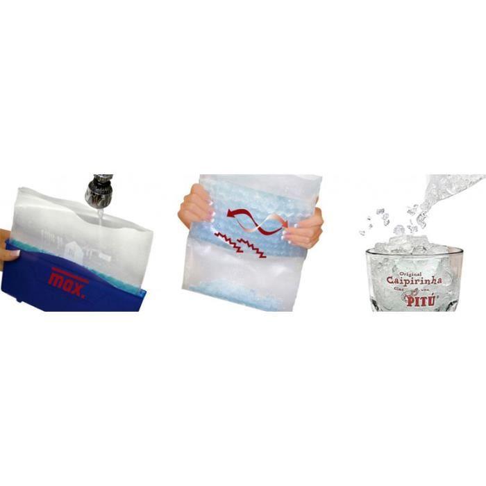 bac glace pil e bleu achat vente bac sac a glacons bac glace pil e bleu cdiscount. Black Bedroom Furniture Sets. Home Design Ideas