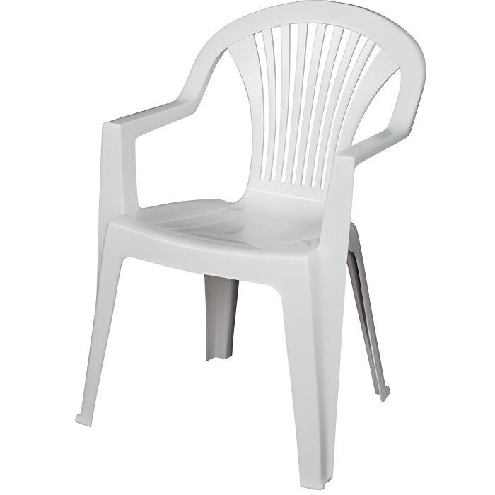 Chaise jardin plastique meilleures ventes boutique pour for Chaises plastique pas cher