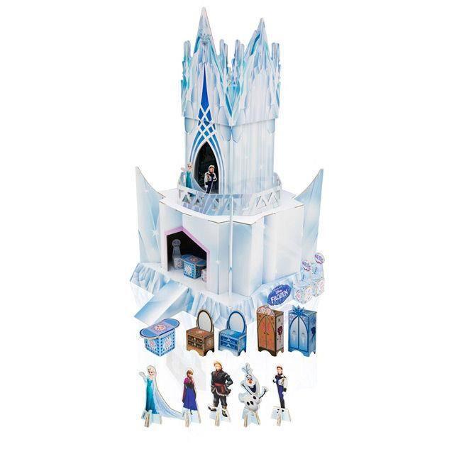 La reine des neiges jeu le palais de glace figur achat vente figurine personnage cdiscount - Personnage de la reine des neiges ...